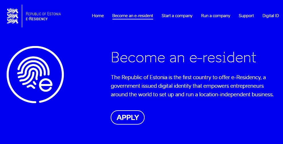 Estonia e-resident